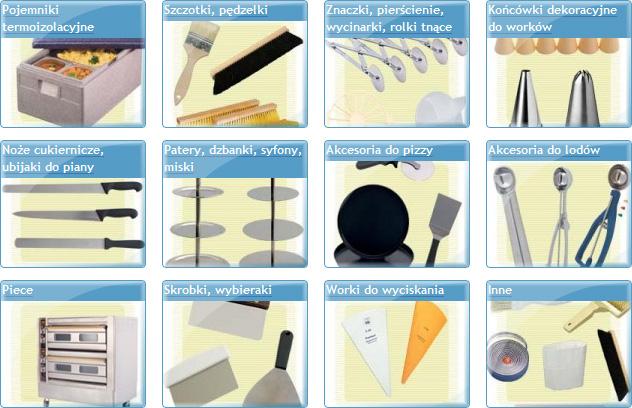 pojemniki gastronomiczne,piece,noże cukiernicze,akcesoria do pizzy,lubin,legnica,polkowice,głogów